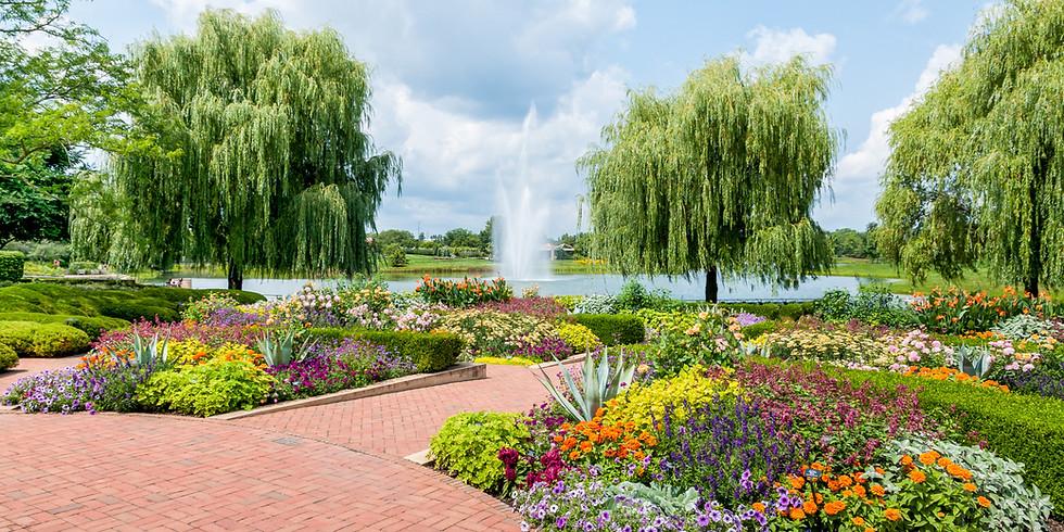 Chicago Botanica & Beyond Garden Travel Tour