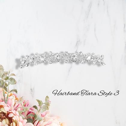 Hairband Tiara Style 3
