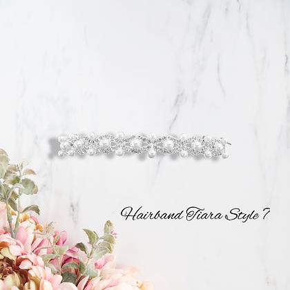 Hairband Tiara Style 7