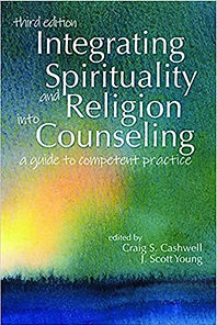Integrating spirituality and religion in