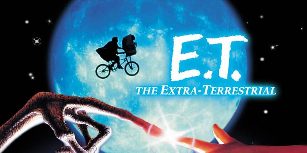 Summer Beach Drive In Presents ET