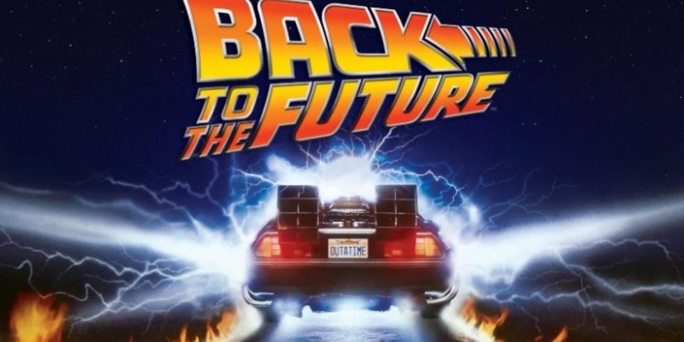 Vann Gannaway Chevrolet Presents Back to the Future