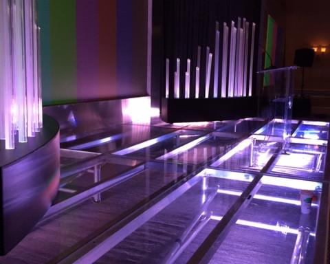 Acrylic Deck