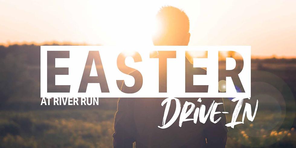 Easter @ River Run Church: Drive In