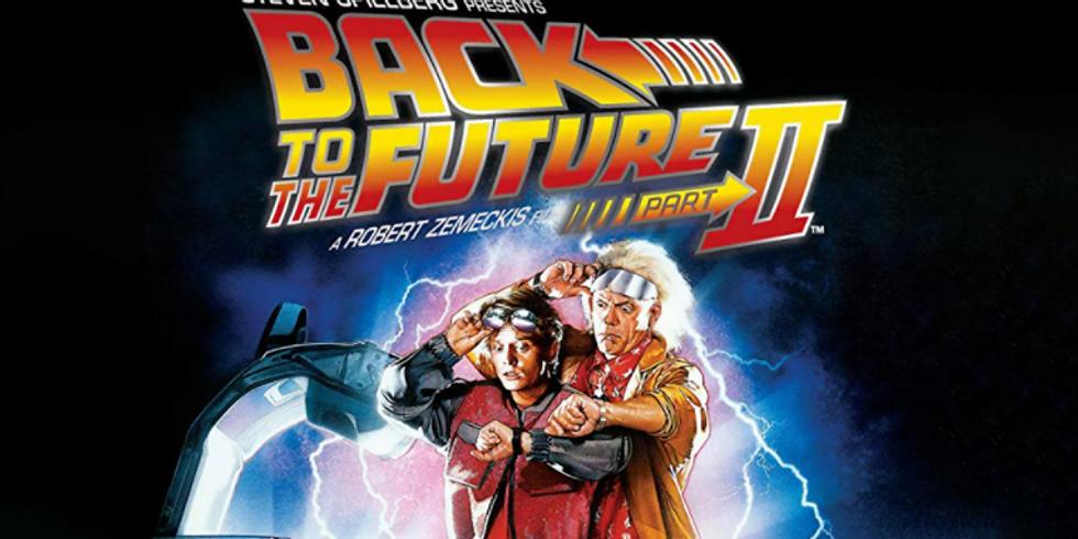 Vann Gannaway Chevrolet Presents Back to the Future II