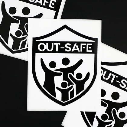Out-Safe Decal