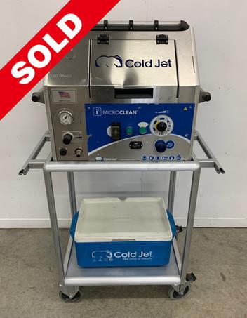 Coldjet i3 Microclean  (291 hrs)