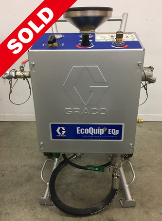 Graco Ecoquip2 Vapor Blast System