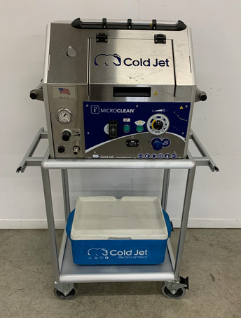 Coldjet i3 Microclean (40 hrs)