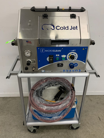 Coldjet i3 Microclean (461 Hrs)