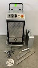 Triventek Pneumatic Dry Ice Blasting Machine