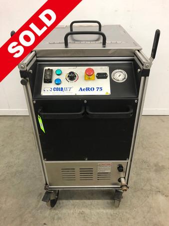 Coldjet Aero 75 LP (385 hrs)