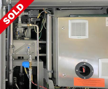 Coldjet PR120H Dry Ice Pelletizer