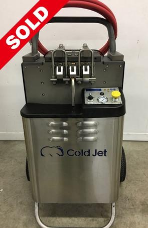 Coldjet i3 IcePress Block Forming Machine