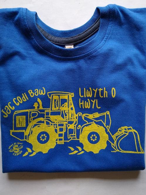 JCB T-shirt
