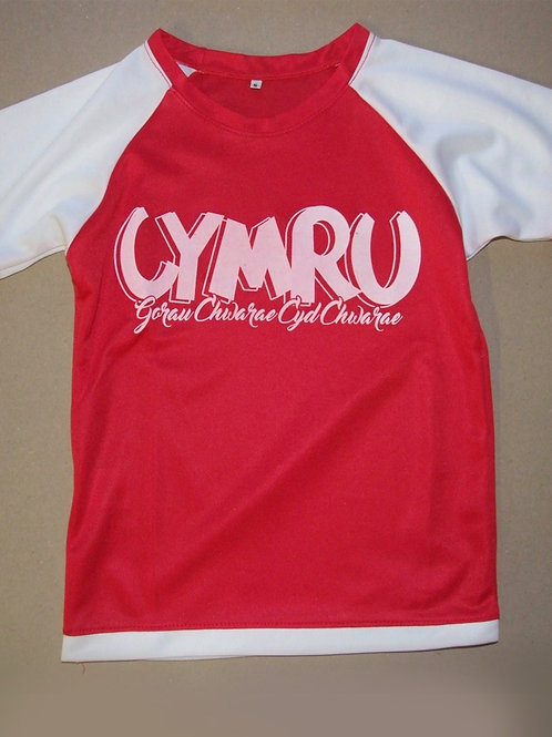 CYMRU Football Shirt