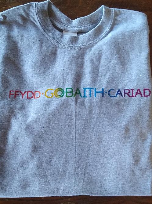 Crys-T Ffydd-Gobaith-Cariad