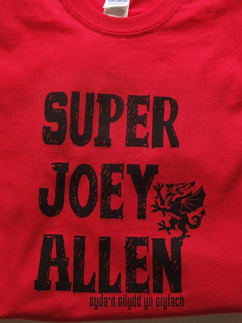 Super Joey Allen T-shirt