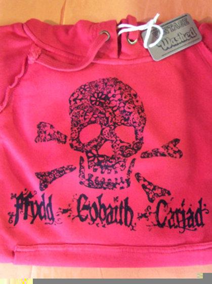 Hood Ffydd Gobaith Cariad