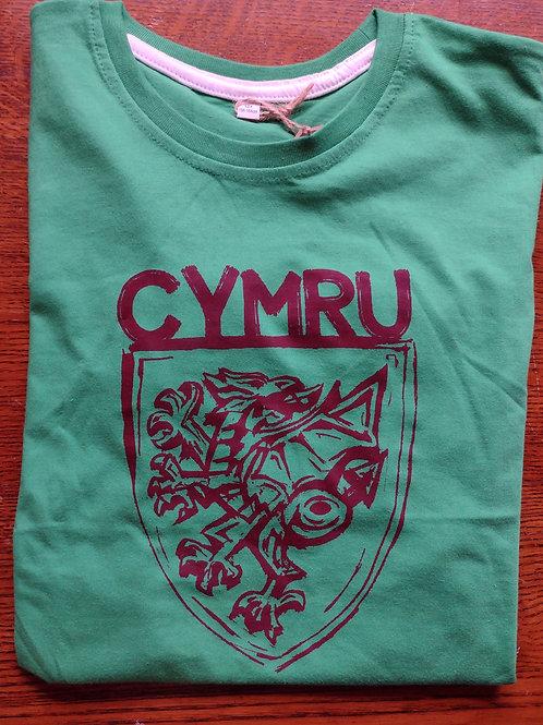 Wales children's t-shirt