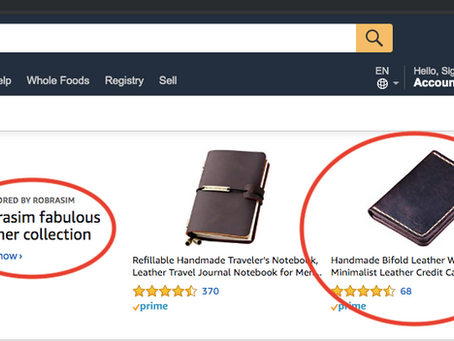 3 Tips to Quickly Improve Your Amazon Sponsored Brands Headline Ads