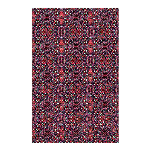 Lolita Lorenzo BAHIA (LP) luxury large floor covering area rug mat top view