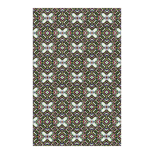 Lolita Lorenzo PALMARES (LP) luxury large floor covering area rug mat top view
