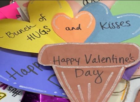 Feb 2020 - Valentine's Day for the Elderly