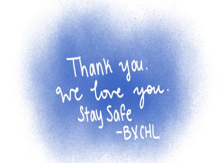 Apr 2020 - Thank You Montefiore Family Health Center