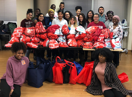 Dec 2019 - Care Packages for The Homeless