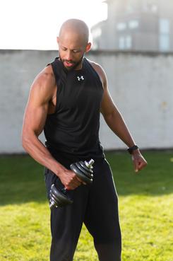 Taylon Fitness photoshoot