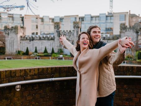 Dublin's best spots for photoshoots Part 2 - The Dublin Castle