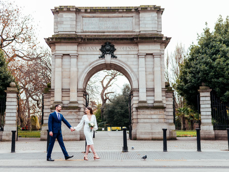 Dublin's best spots for photoshoots. Part 3 - St. Stephen's Green Park