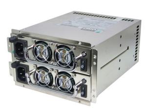 FANTEC SURE STAR R4S-500G1V2, 2x 500W, Alimentatore ad alta efficienza