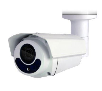Telecamera IP 2Mp Full HD IR Starlight IP66 Lenti Motor