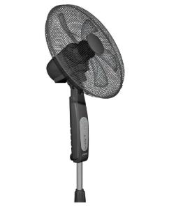 Ventilatore InLine® SmartHome, nero