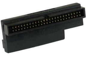 Adattatore SCSI III intern 68/50 M/M Terminazione attiva(8 Bit) angolato