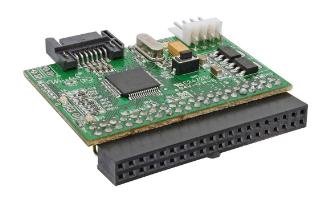 Adattatore periferica SATA a controller IDE UDMA-100/133, su scheda, converter i