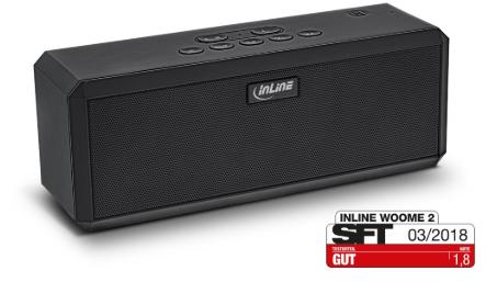 WOOME 2 - True Wireless Stereo (TWS) altoparlante stereo senza fili Bluetooth,