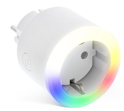 Presa InLine® SmartHome con anello LED