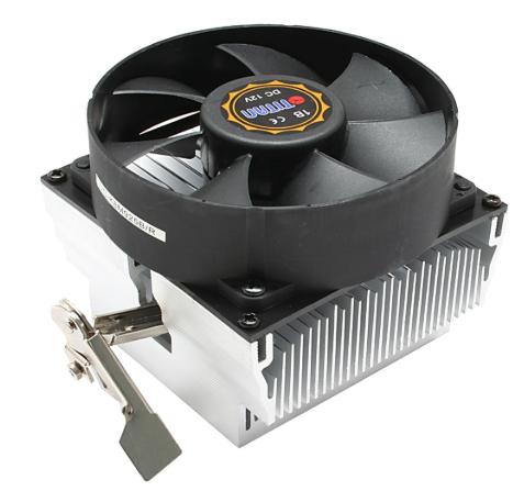 Dissipatore CPU Cooler per AMD K8/AM2/AM2+/AM3/AM3+/FM1/FM2/FM2+, Titan DC-K8M92