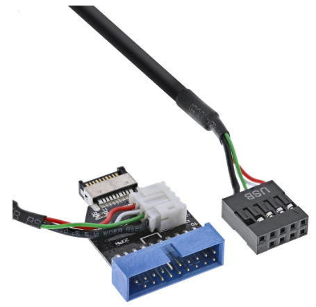 Adattatore interno USB da 3.1 a 3.0