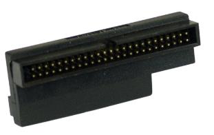 Adattatore SCSI III interno IDC 68pin maschio a IDC 50pin maschio, terminazione