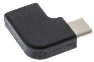 adattatore USB 3.1, da spina Type-C a presa Type-C, angolare (Gen.2)