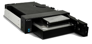 "Storage Rack, Cassetto removibili Frame 5,25"", 1x 2.5"" & 1x 3.5"" HDD/SDD SATA"