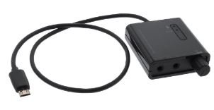 Amplificatore cuffie, Android USB a HQ Audio Converte, equalizzatore, Bass Buste