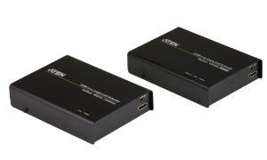 Aten VE812, HDMI Extender Audio/Video 3D, Deep Color, UltraHD via Cat5e/6, 100m