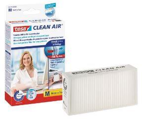 Tesa Clean Air® Protezione efficace contro le polveri sottili di stampanti laser