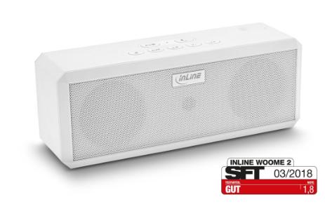 WOOME 2 - True Wireless Stereo (TWS) altoparlante stereo senza fili Bluetooth