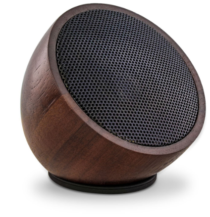 woodwoom Speaker portatile Bluetooth V3.0, 3W, Mini e portatile, cassa in legno